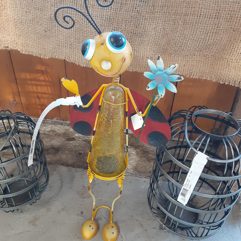 Solar Lady Bug $19.99